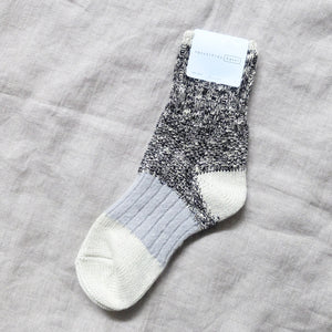 Hansel From Basel Socks Black (Pepper)