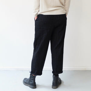 (AW20)  A.B Apuntob Trousers in Black
