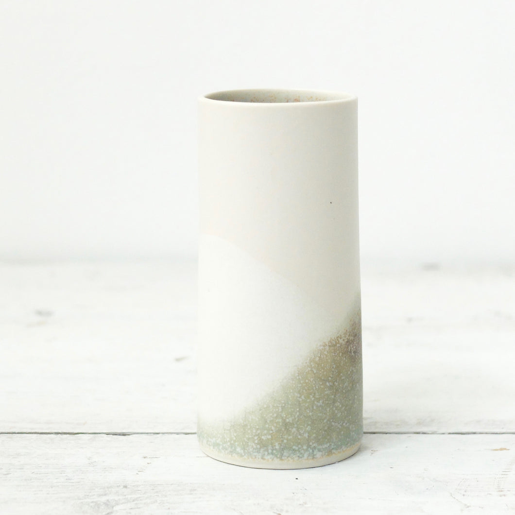 Kate Schuricht Summit III Short Stoneware Vessel (R3)