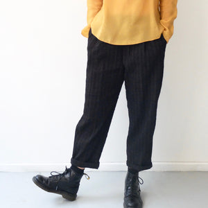(AW20)  A.B Apuntob Trousers in Brown