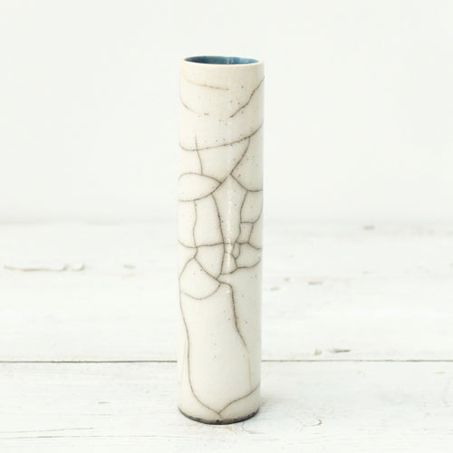 Kate Schuricht Small Raku Vessel (N1)
