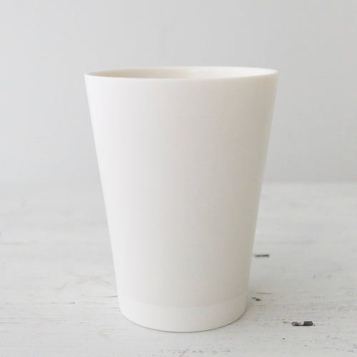 Jae Jun Lee Porcelain Zircon Cup Long