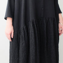 A.B Apuntob Wool Dress Black