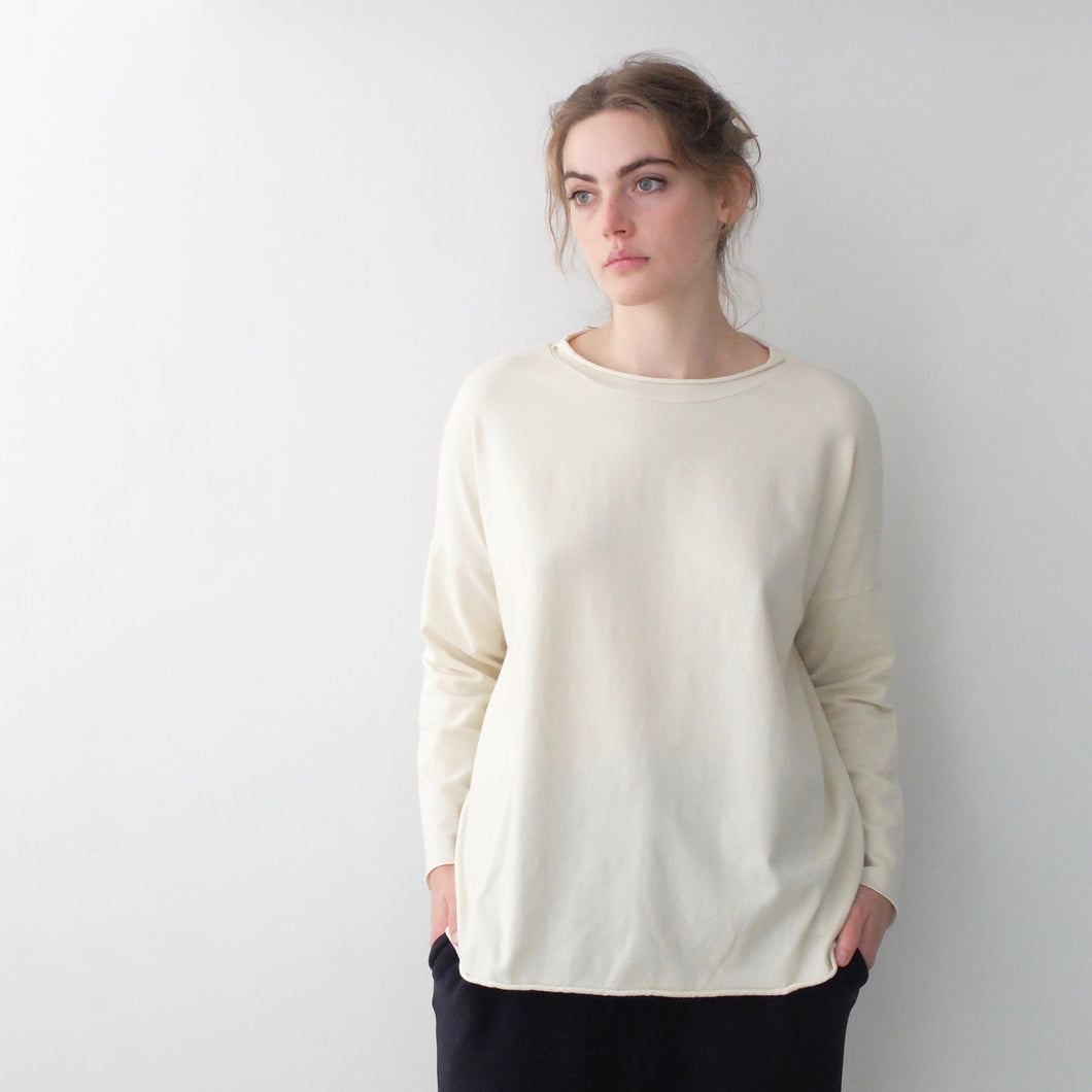 LABO.ART Maglia Carla Cocache Winter White