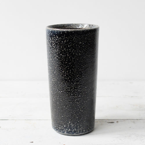 Jack Doherty Soda Fired Stoneware Medium Vase (B)