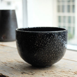 Jack Doherty Soda Fired Stoneware Small Nesting Bowl