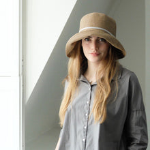 (SS20) Mature ha. WP paper braid  hat