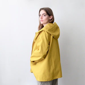 LABO.ART Giacca Ada Talmigo Dijon Hooded jacket