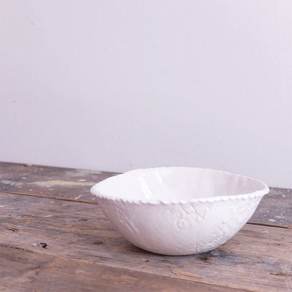 Irit Goldberg Frill Lace Bowl