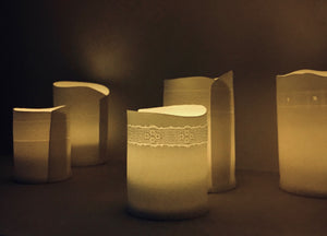 Leonora Richardson Tea light holders