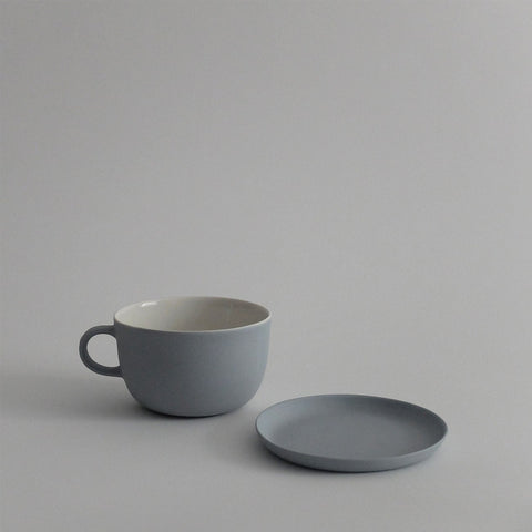 porcelain cup and saucer