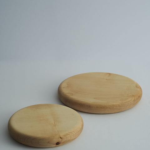 hand made wooden chopping board