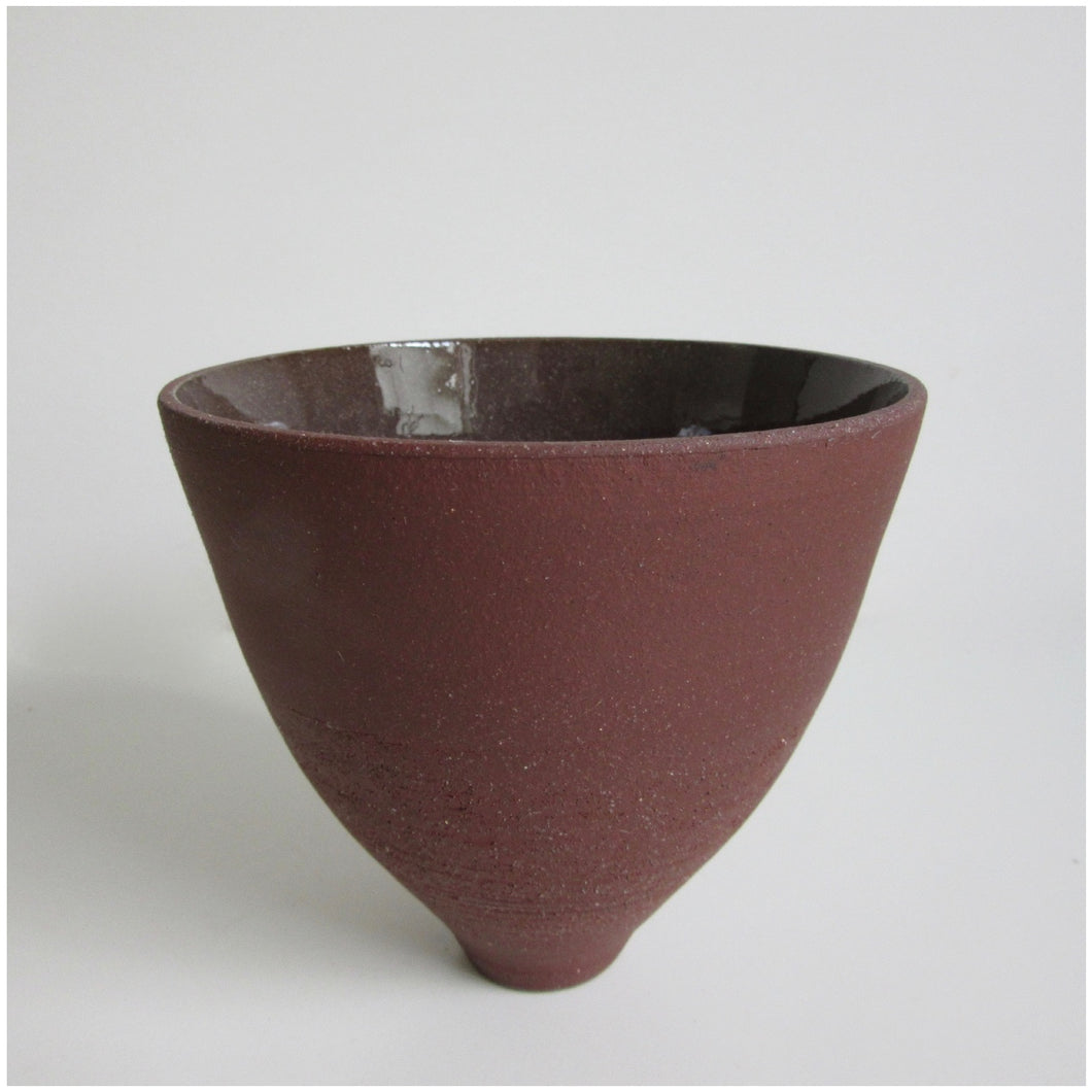 Tanya McCallin Keuper red clay Vessel