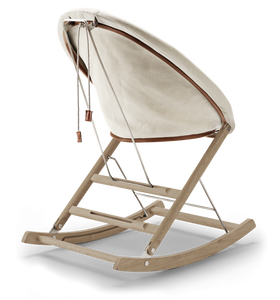 Carl Hansen & Søn's Rocking Nest Chair