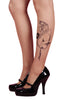 TATTOO BIRD • Collant • Tights