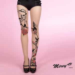 TATTOO KOÏ • Collant • Tights