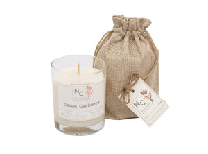 Cocoa Cashmere Scented Jar Candle | 6oz (170g)