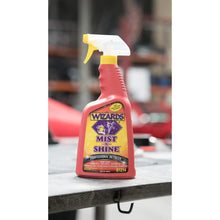 Load image into Gallery viewer, WIZARDS Mist-N-Shine Professional Detailer, Available in Two Sizes-Wax, Polish and Compound-WIZARDS-