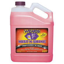 Load image into Gallery viewer, WIZARDS Mist-N-Shine Professional Detailer, Available in Two Sizes-Wax, Polish and Compound-WIZARDS-Gallon-1217