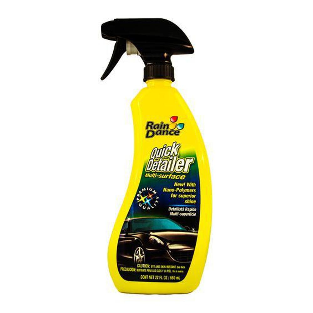 Rain Dance Quick Detailer 2931-Wax, Polish and Compound-Rain Dance-2931