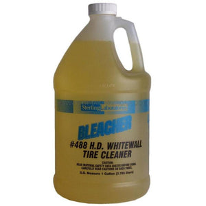 Sterling Laboratories Bleacher HD Whitewall Tire Cleaner-Automotive Detailing Chemicals-Sterling Laboratories-
