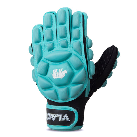 SECURITY GLOVE LH AQUA