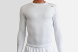 REMERA TÉRMICA ADULTOS UNISEX THERMAL SOFT BLANCA