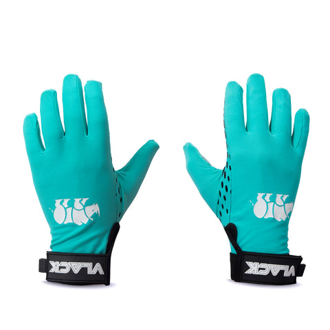 WINTER GLOVES AQUA