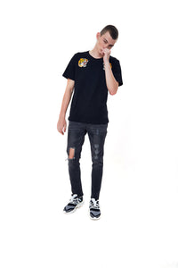 TIGER BLACK T-SHIRT