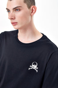 SKULLY BLACK T-SHIRT