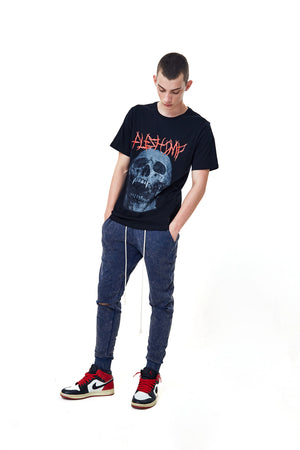 HORROR BLACK T-SHIRT