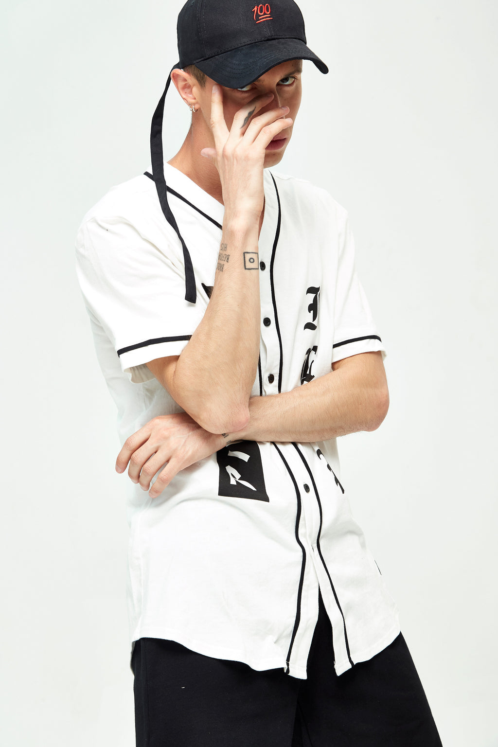 CLUB BASEBALL WHITE T-SHIRT