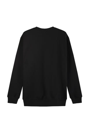 LIONES BLACK SWEATER