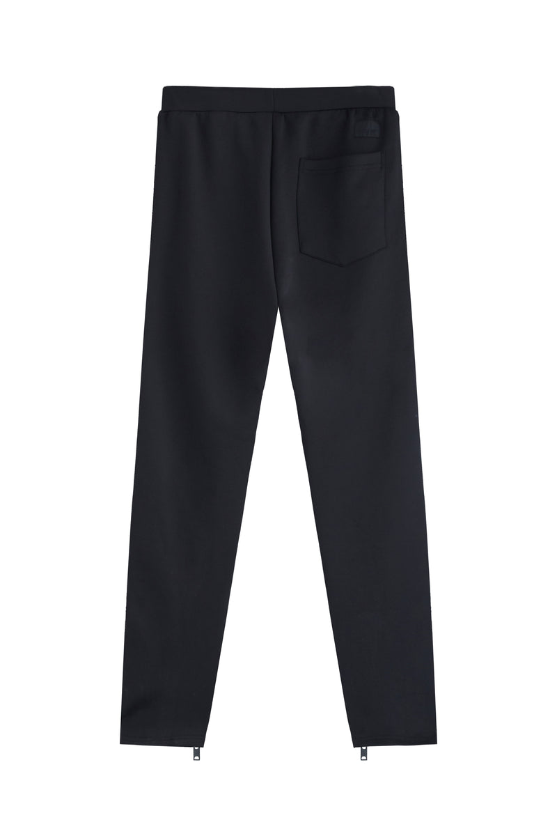 WASHCARE BLACK JOGGER PANTS