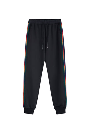 WASP BLACK JOGGER PANTS