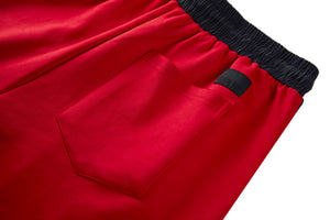 WASP RED JOGGER PANTS