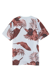 TROPICANA BROWN T-SHIRT