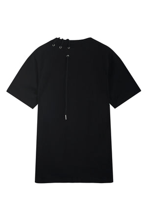 CONNOR BLACK T-SHIRT