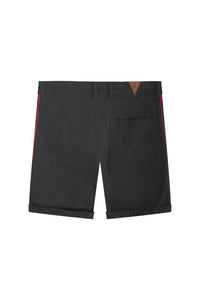 ZAMMIT DARK GREY BERMS