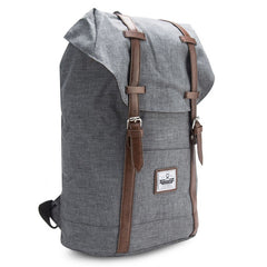 DOBY GREY BAGPACK