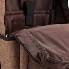 FERBY BROWN BAGPACK