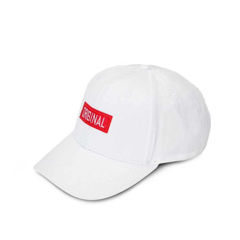 ORIGINAL WHITE STRAPBACK
