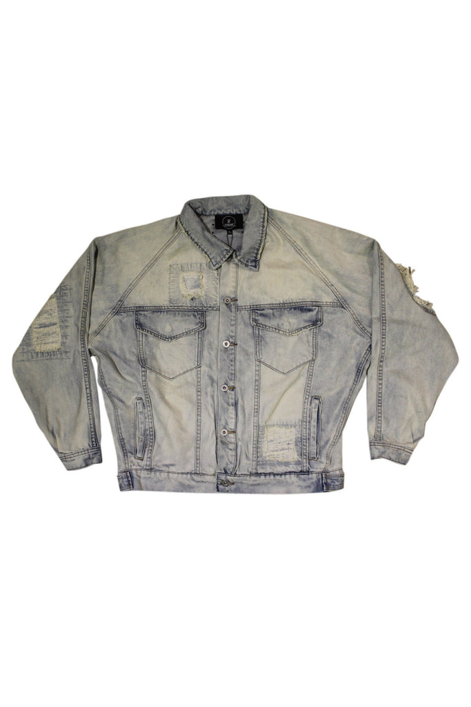 HOLMER DENIM JACKET