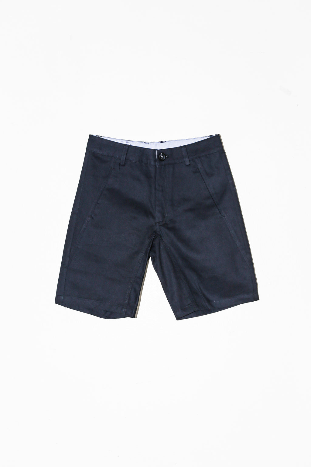 GRILLO NAVY SHORTS