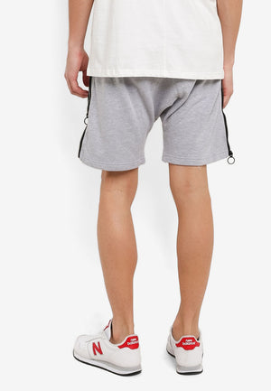 NEBULA GREY SHORTS