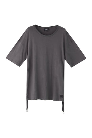 RYAN GREY OVERSIZED T-SHIRT