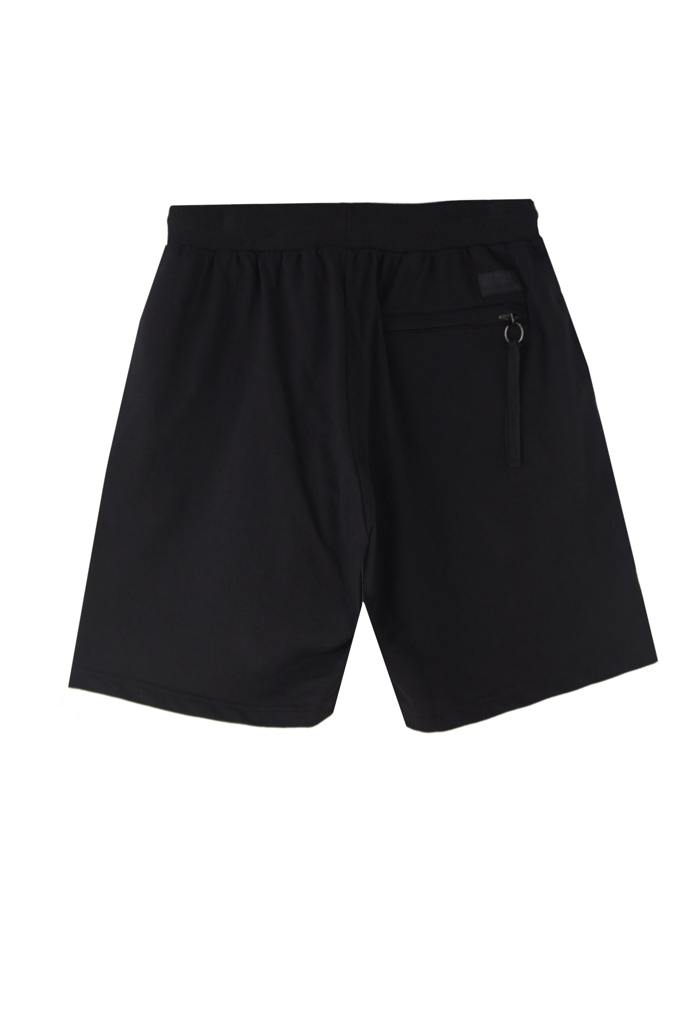 STAMP BLACK SHORTS