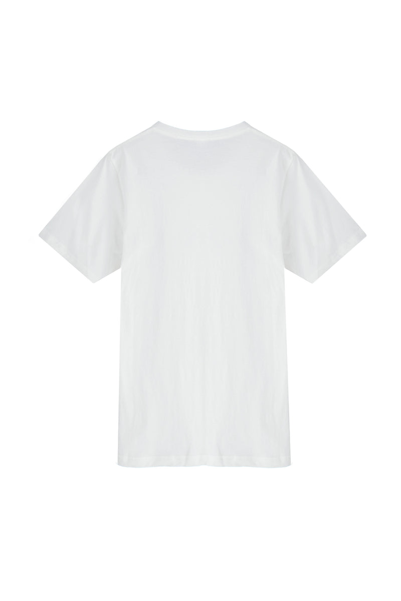 TRANSFORM WHITE T-SHIRT