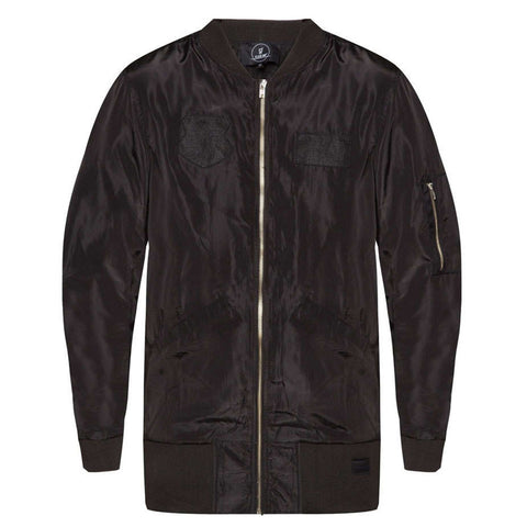 SOLDIER BLACK JACKET
