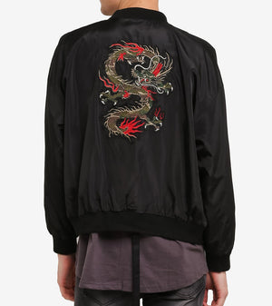 DRAGON BOMBER JACKET